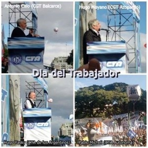 Dia del Trabajo Argentina 2