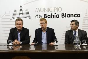 Juan Curutchet en Bahía Blanca
